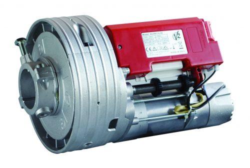 Schema Elettrico Per Motore Tapparelle : Attuatore elettromeccanico irreversibile v per serrande da